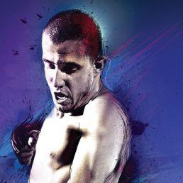 PWP2 MMA Poster Detail shot
