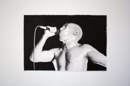 Maynard James Keenan drawing
