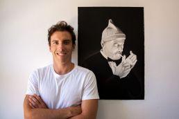 Bill Murray Steve Zissou portrait